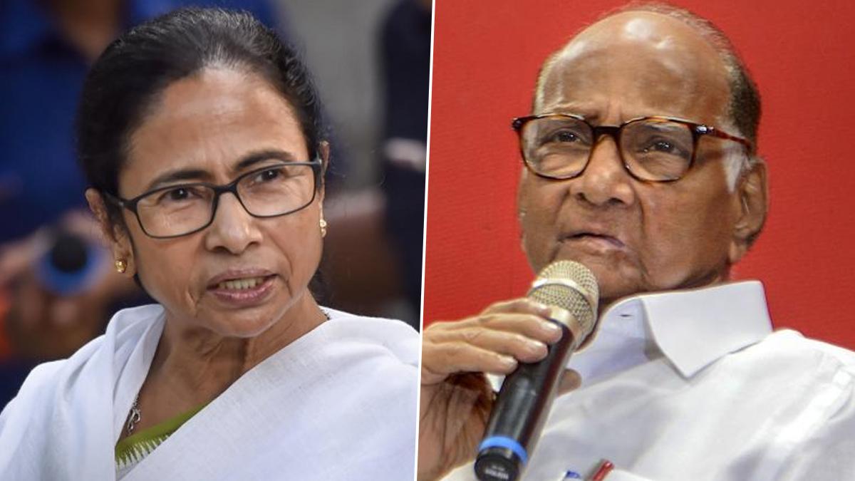 Mamata Banerjee Invites 'Anti-BJP' Leaders: দেশের বিজেপি বিরোধী দলগুলিকে নিয়ে মমতা ব্যানার্জির আগামী মাসে সভার আয়োজন, কলকাতায় আসতে পারেন শরদ পাওয়ার