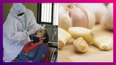 Garlic Help Prevent New Strain of Coronavirus! করোনাভাইরাসের নতুন স্ট্রেন রুখবে রসুন?
