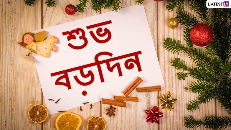 Merry Christmas 2020 Wishes: বড়দিন উপলক্ষে করোনাকালে বাড়িতে থেকে বন্ধু-পরিজনদের পাঠিয়ে দিন এই বাংলা শুভেচ্ছাবার্তা