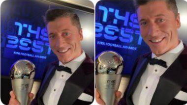 Robert Lewandowski: মেসি রোনাল্ডো ভক্তদের হতাশ করে ফিফার বর্ষসেরা ফুটবলার হলেন রবার্ট লেবানডস্কি
