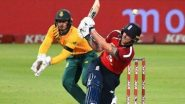 SA vs ENG 1st ODI 2020 Postponed: করোনা আক্রান্ত ক্রিকেটার, কেপটাউনে স্থগিত সাউথ আফ্রিকা ও ইংল্যান্ড প্রথম ওয়ানডে