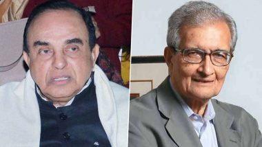 Subramanian Swamy On Amartya Sen: 'বিশ্বভারতীয় জমি দখল করে ধরা পড়েছেন অমর্ত্য সেন, তদন্ত হোক'; দাবি বিজেপি সাংসদ সুব্রমনিয়ান স্বামীর