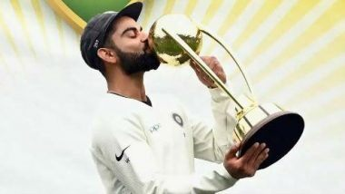 Virat Kohli: দশকের সেরা সম্মান, বিশ্বের শ্রেষ্ঠ ওডিআই ক্রিকেটার বিরাট কোহলি