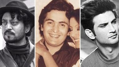 Bollywood Celebs We Lost in 2020: ফিরে দেখা ২০২০! সুশান্ত সিং রাজপুত থেকে ঋষি কাপুর, বলিউড হারাল নক্ষত্রদের