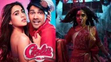 December 2020 OTT Releases: বছর শেষে অনলাইনে মুক্তি পাচ্ছে 'কুলি নম্বর ওয়ান', 'দূর্গামতি' আরও একগুচ্ছ সিনেমা