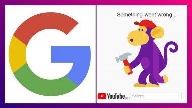 Gmail, YouTube Down Globally: ইউটিউব এবং গুগল পরিষেবা স্তব্ধ! কী কারণ জানুন