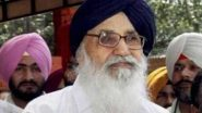 Parkash Singh Badal Returns Padma Vibhushan: কৃষি আইনের প্রতিবাদে পদ্মবিভূষণ ফেরালেন প্রকাশ সিং বাদল