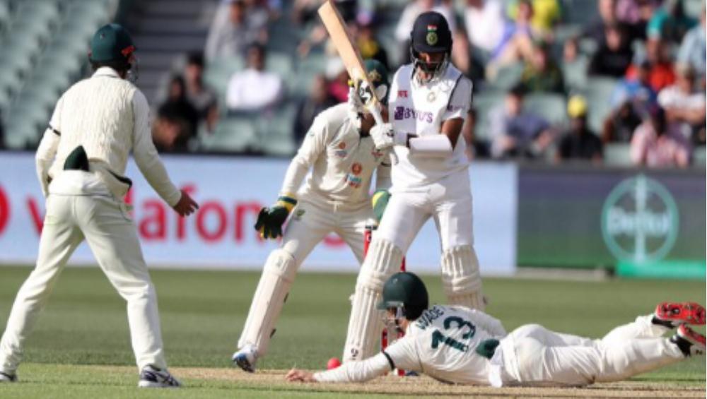 India vs Australia 2nd Test 2020 Day 1: অশ্বিন –বুমরাহর ঝোরো বোলিংয়ের সামনে দিশেহারা অজি টপ অর্ডার, শূন্য রানে ফিরলেন স্টিভ স্মিথ