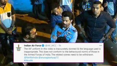 AK vs AK Trailer: 'ভারতীয় বায়ুসেনাকে অপমান!' মুক্তির আগেই বিতর্কে অনিল কাপুরের নতুন ছবি একে ভার্সেস একে