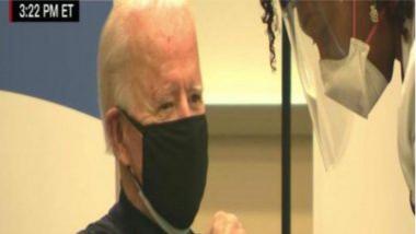 Joe Biden Receives COVID-19 Vaccine: এবার টিভি টেলিকাস্টে করোনার প্রতিষেধক নিলেন মার্কিন প্রেসিডেন্ট ইলেক্ট জো বিডেন