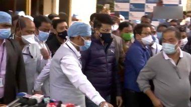 Sourav Ganguly Discharged From Hospital: হাসপাতাল থেকে ছাড়া পেলেন সৌরভ গঙ্গোপাধ্যায়