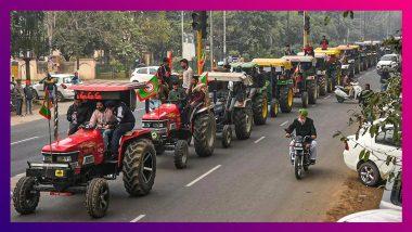 Farmers' Tractor Rally On January 26: প্রজাতন্ত্র দিবসে কৃষকদের ট্রাক্টর মিছিলের জন্য তৈরি হচ্ছে রাজধানী