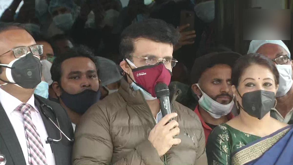 Sourav Ganguly Discharged From Hospital: উডল্যান্ডস হাসপাতাল থেকে ছাড়া পেলেন সৌরভ গঙ্গোপাধ্যায়