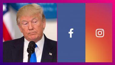 Facebook Suspends Donald Trump 's Account: অনির্দিষ্টকালের জন্য ফেসবুক অ্যাকাউন্ট 'ব্যান' ডোনাল্ড ট্রাম্পের
