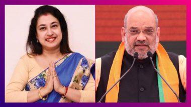 Shatabdi Roy May Meet Amit Shah: শতাব্দীর দলবদল! রাজীবের ফেসবুক লাইভে কী তথ্য সামনে আসবে?