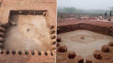 Mughal Era Water Tank Found in Fatehpur Sikri: উত্তরপ্রদেশের ফতেপুর সিক্রিতে পাওয়া গেল মুঘল আমলের জলের ট্যাঙ্ক