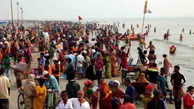Gangasagar Mela 2021: অতিমারীর জেরে গঙ্গাসাগরে নেই পূণ্যার্থীর ভিড়, আর্থিক সঙ্কটের মুখে ব্যবসায়ীরা
