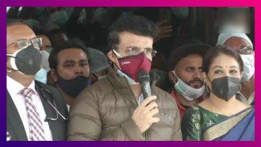 Sourav Ganguly Discharged From Hospital: উডল্যান্ডস হাসপাতাল থেকে ছাড়া পেলেন সৌরভ গাঙ্গুলি