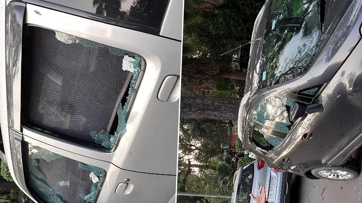 Blast Near Israeli Embassy: দিল্লির ইজরায়েলের দূতাবাসের সামনে IED বিস্ফোরণ