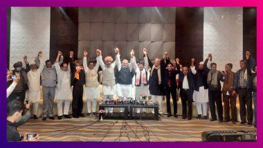Assam Elections 2021: বিজেপিকে রুখতে মহাজোট গড়ল কংগ্রেস এবং বিরোধী দলগুলি