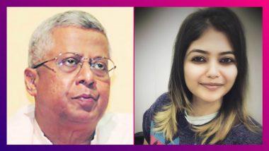 FIR Against Saayoni Ghosh: সায়নী ঘোষের বিরুদ্ধে পুলিশে এফআইআর দায়ের বিজেপি নেতা তথাগত রায়ের