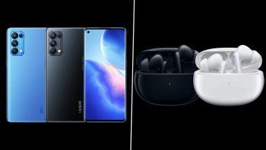 Oppo Reno5 Pro & Enco X Wireless Earbuds Launched: Oppo ভারতের বাজারে নিয়ে এল দুর্দান্ত স্মার্টফোন এবং ইয়ারবাড, দেখুন দাম-ফিচার একনজরে
