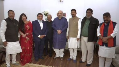 Former TMC Leaders Joins BJP: দিল্লিতে গিয়ে বিজেপিতে যোগদান রাজীব বন্দোপাধ্যায়, প্রবীর ঘোষাল, বৈশালী ডালমিয়া ও অন্যান্যদের