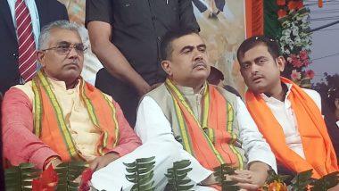 Suvendu Adhikary: 'নন্দীগ্রামে ৫০ হাজার ভোটে হারাব মাননীয়াকে, নয়তো রাজনীতি ছেড়ে দেব', চ্যালেঞ্জ ছুঁড়লেন শুভেন্দু অধিকারী