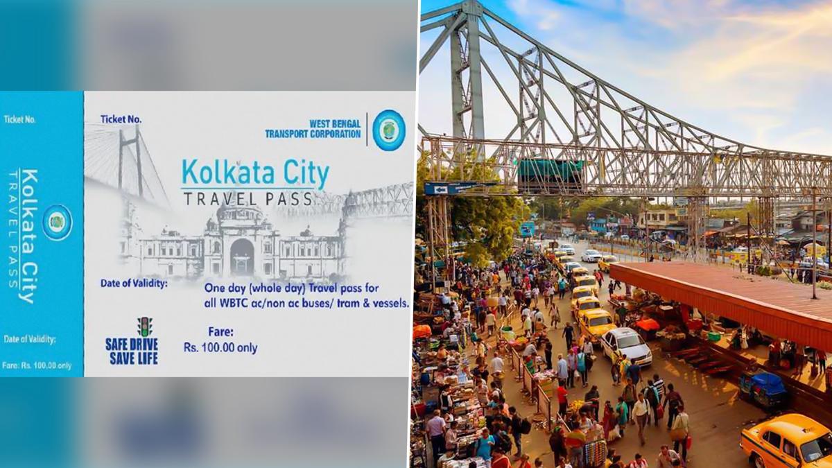 City Travel Pass In Kolkata: কম খরচে কলকাতা সফর, ১০০ টাকায় 'সিটি ট্রাভেল পাস' শহরে