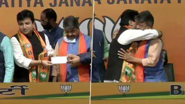 Arindam Bhattacharya Joins BJP: তৃণমূল কংগ্রেস ছেড়ে বিজেপিতে যোগ দিলেন শান্তিপুরের বিধায়ক অরিন্দম ভট্টাচার্য