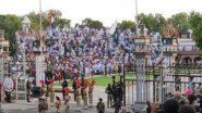 Republic Day 2021: করোনার কাঁটায় শিকেয় আটারি বর্ডারে ভারত-পাকিস্তানের সীমান্ত রক্ষা বাহিনীর যৌথ প্যারেড অনুষ্ঠান