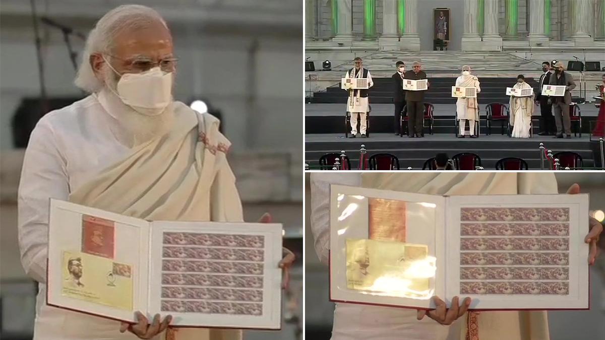 Netaji Subhas Chandra Bose Jayanti 2021 Live: 'নেতাজির চরণে মাথা নত করছি', ভিক্টোরিয়া মেমোরিয়ালে বক্তৃতায় বললেন প্রধানমন্ত্রী নরেন্দ্র মোদি