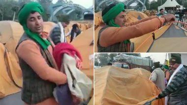Tractor Rally Violence: খোলা হল তাঁবু, বাড়ি ফেরার প্রস্তুতিতে কৃষকরা!ভিডিও