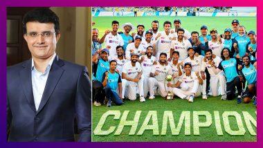 India Wins Border-Gavaskar Trophy: ব্রিসবেন জয়ের পর ৫ কোটি পুরস্কার ঘোষণা Sourav Ganguly-র