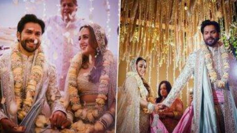 Varun and Natasha are Married: বিয়ে করলেন বরুণ-নাতাশ, ইনস্টাগ্রামে নবদম্পতির ছবি শেয়ার হতেই ভাইরাল