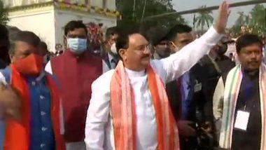 BJP Continues Missteps: চৈতন্য মহাপ্রভুকে নিয়ে ভুলে ভরা মন্তব্য জেপি নাড্ডার, ফের একবার উস্কে দিল 'বহিরাগততত্ত্ব'