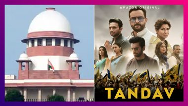 SC Refuses Protection For 'Tandav' Team: গ্রেফতারির রক্ষাকবচ খারিজ, সুপ্রিম রায়ে আরও বিপাকে 'তাণ্ডব'