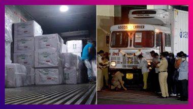 Covishield Vaccine: সেরাম থেকে দেশের বিভিন্ন প্রান্তে পৌছল করোনা প্রতিষেধক
