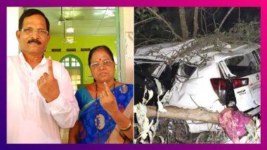 Union Min Shripad Naik Injured: পথদুর্ঘটনায় সঙ্কটজনক কেন্দ্রীয় মন্ত্রী, মৃত স্ত্রী এবং সচিব