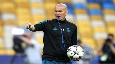 Zinedine Zidane Tests Positive For Coronavirus: করোনা আক্রান্ত প্রাক্তন ফুটবলার ও রিয়াল মাদ্রিদের কোচ জিনেদিন জিদান
