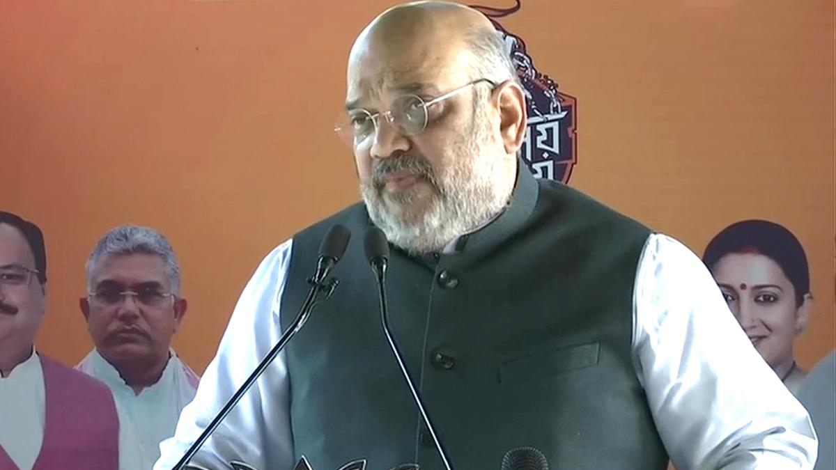 BJP Rally at Howrah Live: 'ভোট আসতে আসতে একা হয়ে যাবেন, পাশে কেউ থাকবে না', ডুমুরজলা সভায় ভার্চুয়াল বক্তৃতায় মমতা ব্যানার্জিকে চ্যালেঞ্জ ছুড়ে দিলেন অমিত শাহ