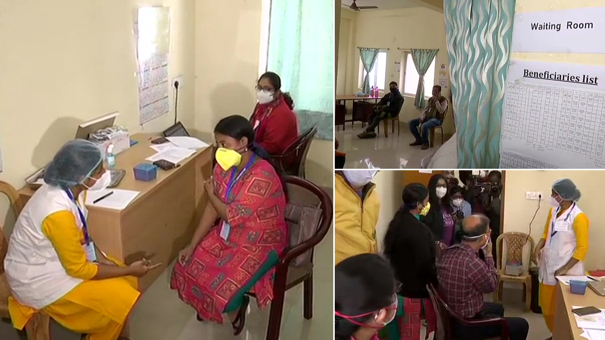 COVID-19 Vaccine Dry Run: দেশজুড়ে ১১৬ টি জেলা সহ রাজ্যের ৩ জায়গায় শুরু হল করোনা ভ্যাকসিনের ড্ৰাই রান