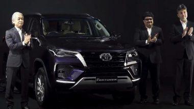 Toyota Fortuner Facelift Launched: টয়োটা বাজারে নিয়ে এল স্মার্ট গাড়ি, দেখে নিন দাম এবং ফিচার