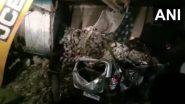 Jalpaiguri Accident: পাথর বোঝাই ডাম্পারের তলায় চাপা পড়ল কনেযাত্রীর গাড়ি, জলপাইগুড়িতে মৃত ১৪