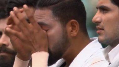 Mohammed Siraj Reveals Reason for His Tears: 'বাবার কথা মনে পড়ে গেছিল', কান্নার কারণ জানালেন মহম্মদ সিরাজ