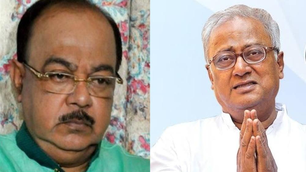 Sougata Roy vs Sovan Chatterjee: 'রবিনা ট্যান্ডনের সঙ্গে নেচেছি আবার ভোটেও জিতেছি, শোভনকে পাল্টা কটাক্ষ সৌগত রায়ের