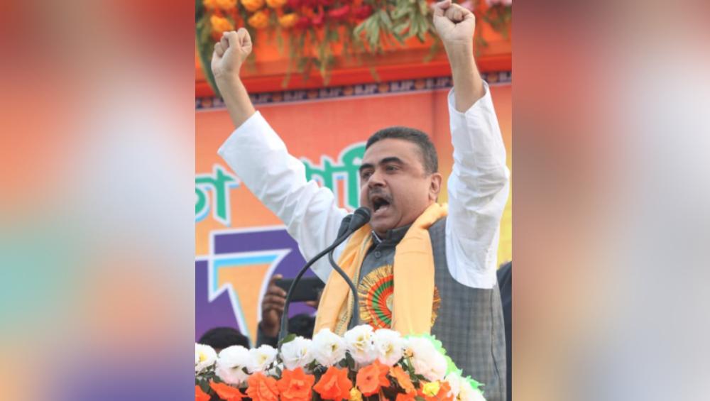 Suvendu Adhikari: নন্দীগ্রামে ফের বিক্ষোভের মুখে শুভেন্দু অধিকারী