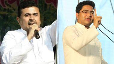 Suvendu Adhikary Rally: স্বামী বিবেকানন্দের জন্মদিনে উত্তরে শুভেন্দু, দক্ষিণ পথে অভিষেক! কার পাল্লা ভারী?