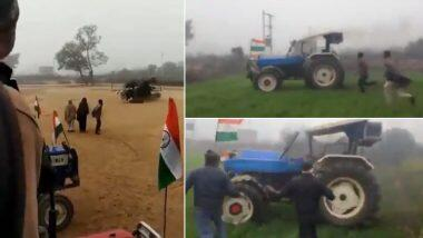Driverless Tractor: ড্রাইভার ছাড়াই চলছে ট্র্যাক্টর, 'দেশি টেসলার' বলে হাসাহাসি নেটিজেনদের (দেখুন ভাইরাল ভিডিও)