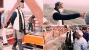 Kumbh Mela 2021: কোভিড সংক্রমণ এড়িয়ে তীর্থযাত্রীদের জন্য সেজে উঠছে হরিদ্বার, কুম্ভমেলার প্রস্তুতি খতিয়ে দেখতে উত্তরাখণ্ডের মুখ্যমন্ত্রী